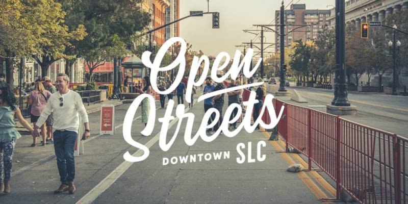 Downtown SLC Open Streets