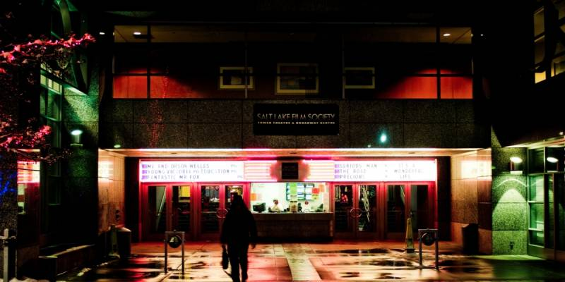 Salt Lake Film Society Emerges from the Pandemic Refocused on Community