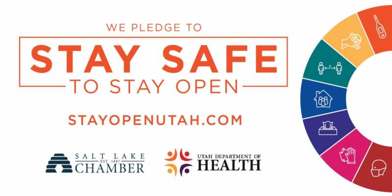 Downtown SLC Businesses Stay Safe to Stay Open